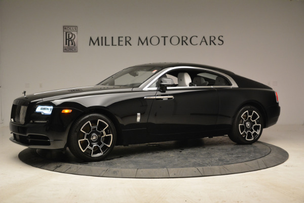 Used 2017 Rolls-Royce Wraith Black Badge for sale Sold at Pagani of Greenwich in Greenwich CT 06830 2