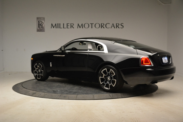 Used 2017 Rolls-Royce Wraith Black Badge for sale Sold at Pagani of Greenwich in Greenwich CT 06830 4