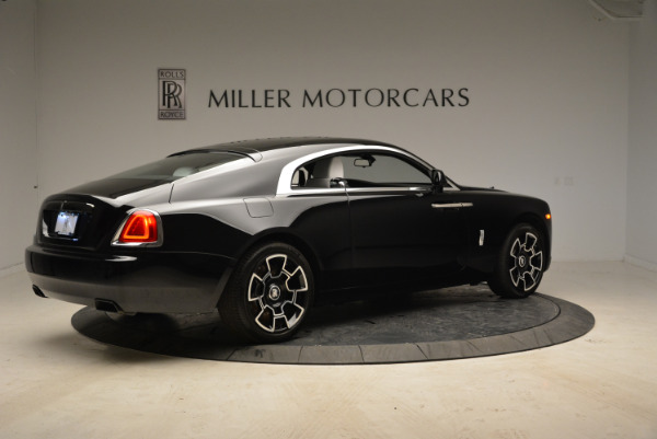 Used 2017 Rolls-Royce Wraith Black Badge for sale Sold at Pagani of Greenwich in Greenwich CT 06830 8