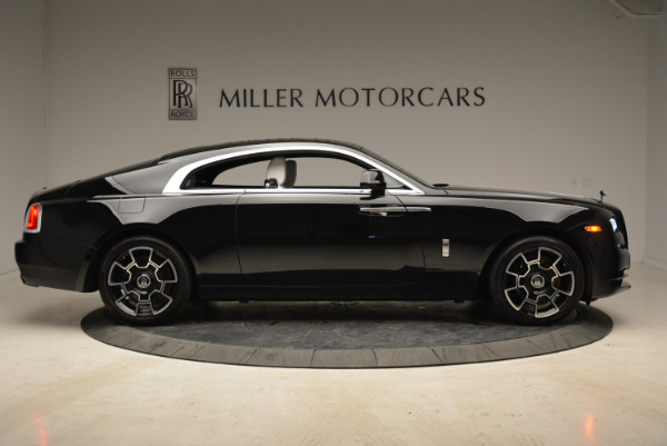 Used 2017 Rolls-Royce Wraith Black Badge for sale Sold at Pagani of Greenwich in Greenwich CT 06830 9