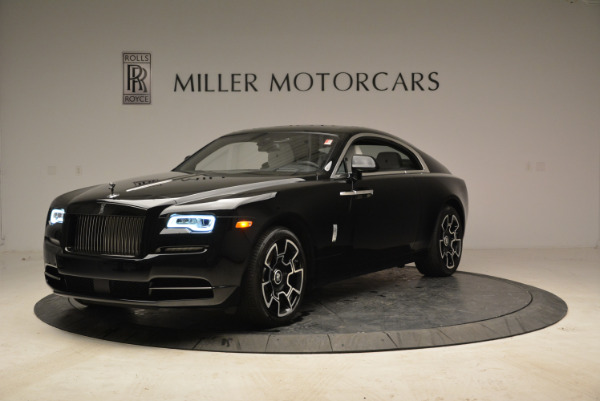 Used 2017 Rolls-Royce Wraith Black Badge for sale Sold at Pagani of Greenwich in Greenwich CT 06830 1