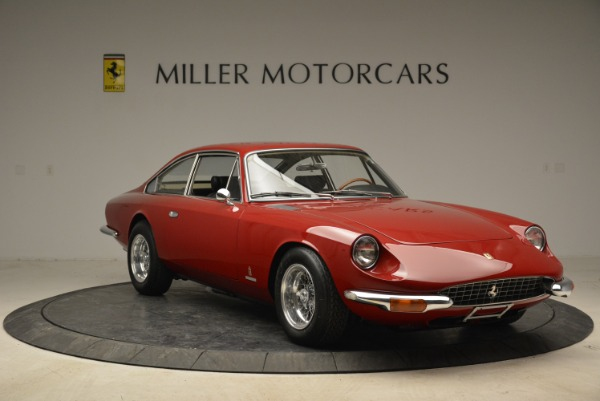 Used 1969 Ferrari 365 GT 2+2 for sale Sold at Pagani of Greenwich in Greenwich CT 06830 11