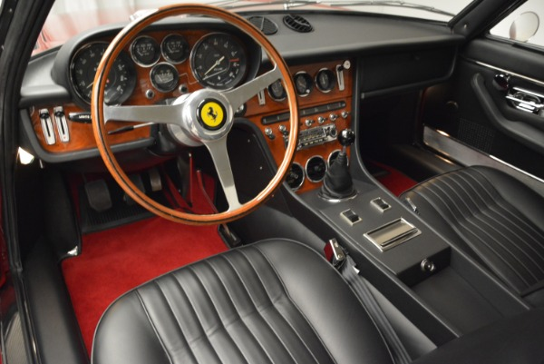 Used 1969 Ferrari 365 GT 2+2 for sale Sold at Pagani of Greenwich in Greenwich CT 06830 13