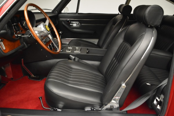 Used 1969 Ferrari 365 GT 2+2 for sale Sold at Pagani of Greenwich in Greenwich CT 06830 14