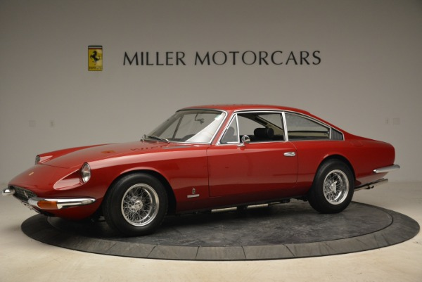 Used 1969 Ferrari 365 GT 2+2 for sale Sold at Pagani of Greenwich in Greenwich CT 06830 2