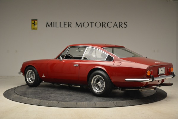 Used 1969 Ferrari 365 GT 2+2 for sale Sold at Pagani of Greenwich in Greenwich CT 06830 4