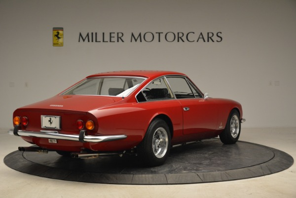 Used 1969 Ferrari 365 GT 2+2 for sale Sold at Pagani of Greenwich in Greenwich CT 06830 7
