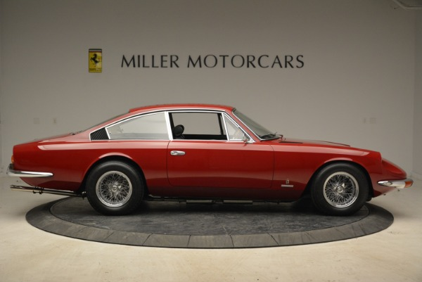 Used 1969 Ferrari 365 GT 2+2 for sale Sold at Pagani of Greenwich in Greenwich CT 06830 9