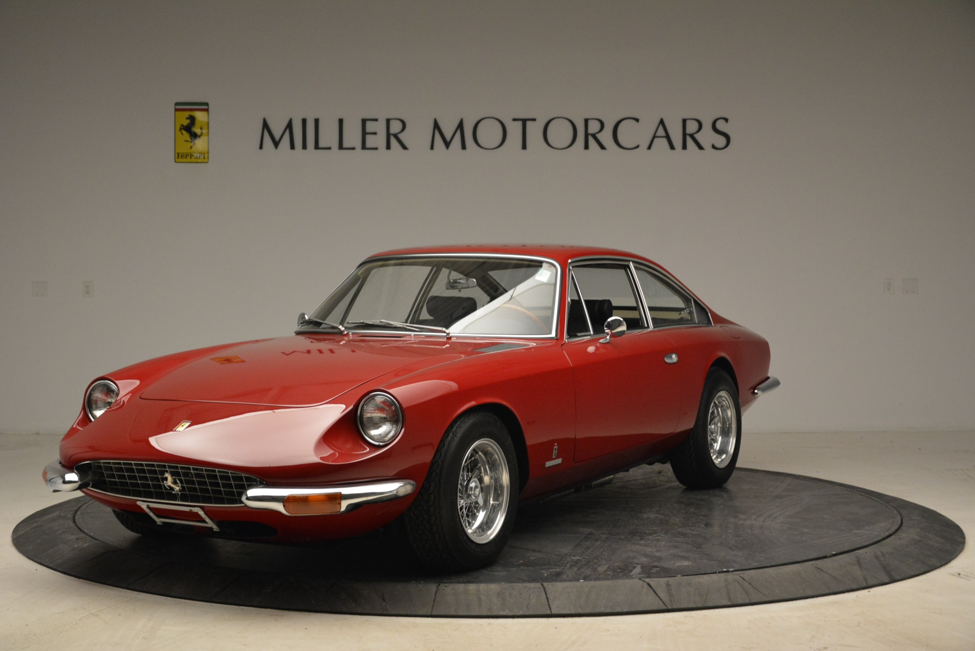 Used 1969 Ferrari 365 GT 2+2 for sale Sold at Pagani of Greenwich in Greenwich CT 06830 1