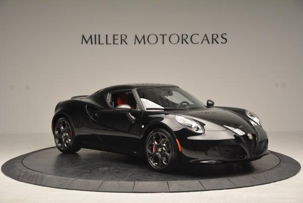 New 2016 Alfa Romeo 4C for sale Sold at Pagani of Greenwich in Greenwich CT 06830 11
