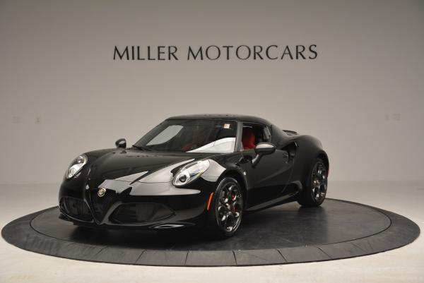 New 2016 Alfa Romeo 4C for sale Sold at Pagani of Greenwich in Greenwich CT 06830 1