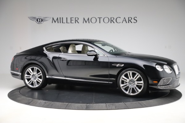 Used 2016 Bentley Continental GT W12 for sale $138,900 at Pagani of Greenwich in Greenwich CT 06830 10