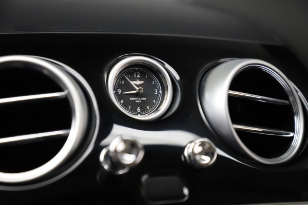 Used 2016 Bentley Continental GT W12 for sale $134,900 at Pagani of Greenwich in Greenwich CT 06830 21