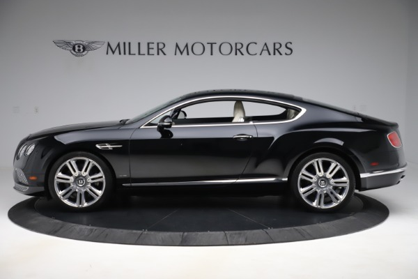 Used 2016 Bentley Continental GT W12 for sale Sold at Pagani of Greenwich in Greenwich CT 06830 3