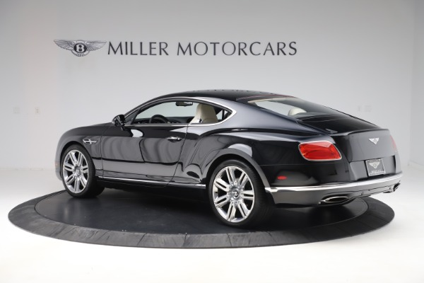 Used 2016 Bentley Continental GT W12 for sale $138,900 at Pagani of Greenwich in Greenwich CT 06830 5