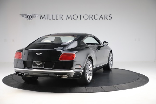 Used 2016 Bentley Continental GT W12 for sale Sold at Pagani of Greenwich in Greenwich CT 06830 7