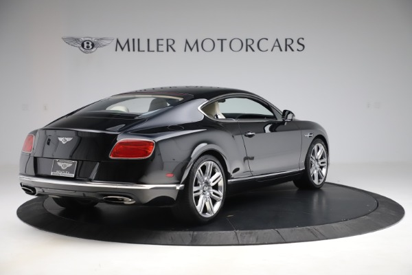 Used 2016 Bentley Continental GT W12 for sale $134,900 at Pagani of Greenwich in Greenwich CT 06830 8