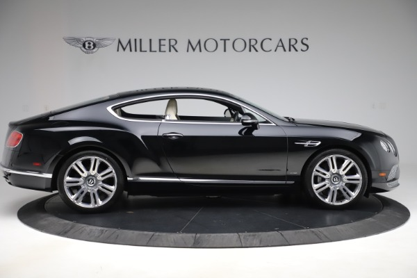 Used 2016 Bentley Continental GT W12 for sale $134,900 at Pagani of Greenwich in Greenwich CT 06830 9