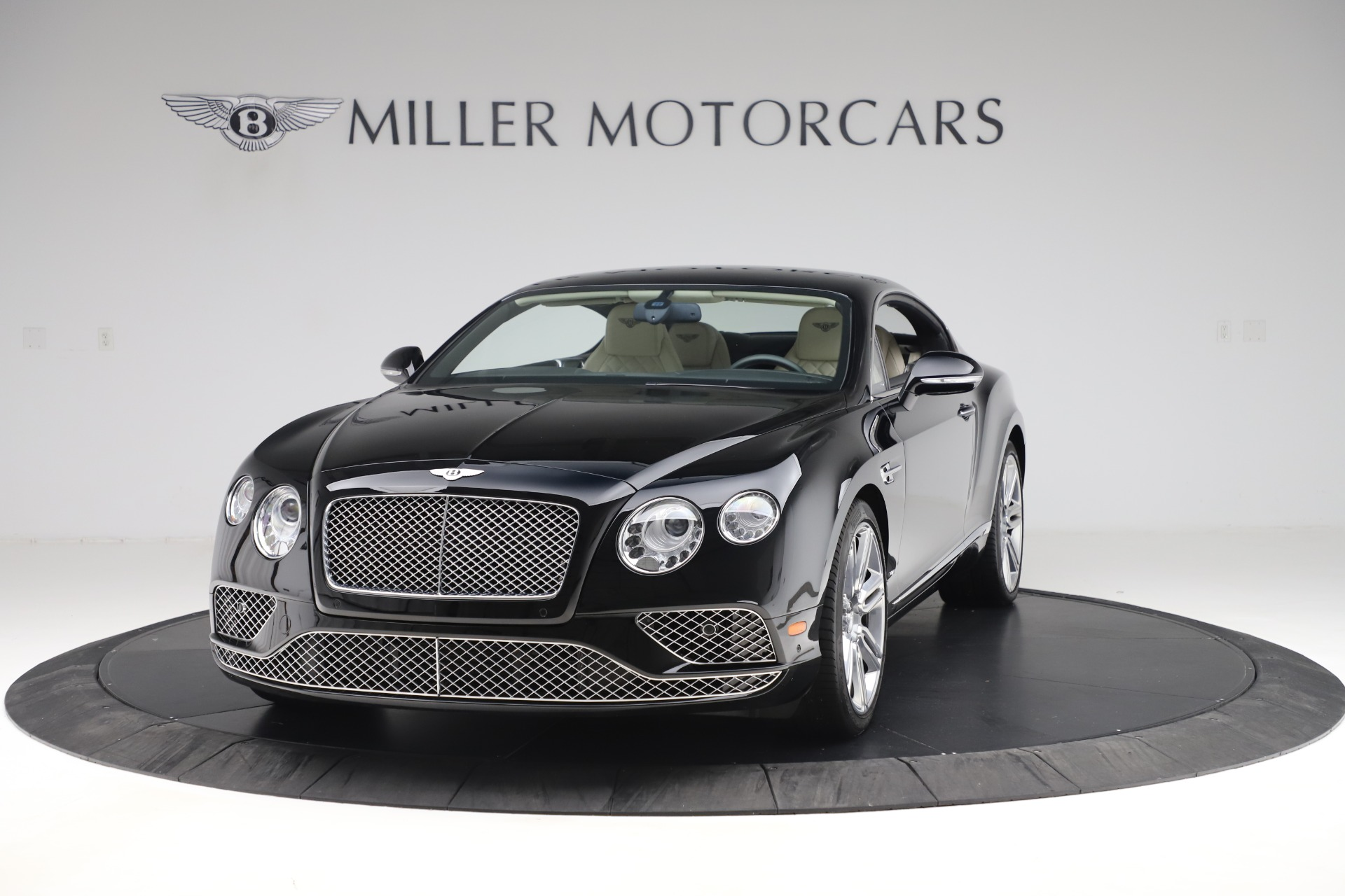 Used 2016 Bentley Continental GT W12 for sale $134,900 at Pagani of Greenwich in Greenwich CT 06830 1