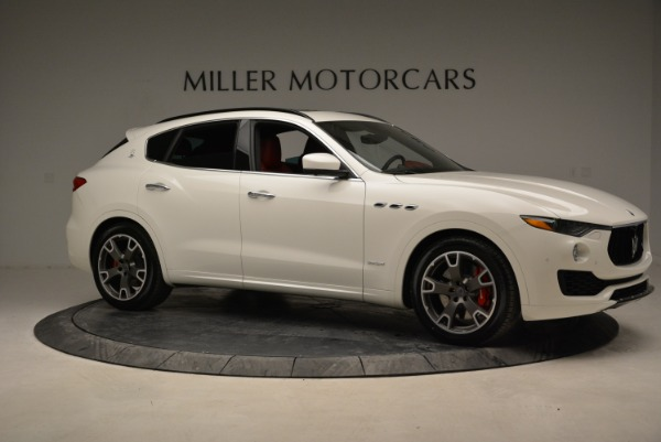 New 2018 Maserati Levante S Q4 Gransport for sale Sold at Pagani of Greenwich in Greenwich CT 06830 16