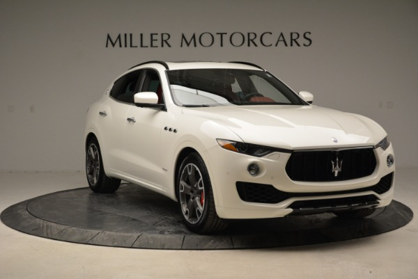 New 2018 Maserati Levante S Q4 Gransport for sale Sold at Pagani of Greenwich in Greenwich CT 06830 17