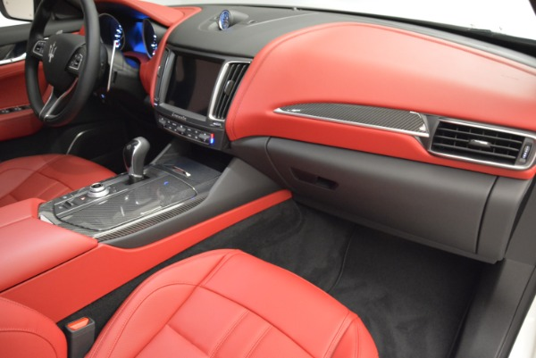 New 2018 Maserati Levante S Q4 Gransport for sale Sold at Pagani of Greenwich in Greenwich CT 06830 25