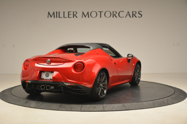 New 2018 Alfa Romeo 4C Spider for sale Sold at Pagani of Greenwich in Greenwich CT 06830 10