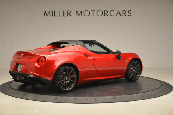 New 2018 Alfa Romeo 4C Spider for sale Sold at Pagani of Greenwich in Greenwich CT 06830 11