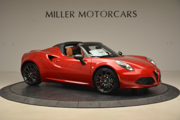 New 2018 Alfa Romeo 4C Spider for sale Sold at Pagani of Greenwich in Greenwich CT 06830 14
