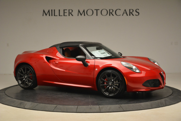 New 2018 Alfa Romeo 4C Spider for sale Sold at Pagani of Greenwich in Greenwich CT 06830 15