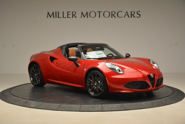 New 2018 Alfa Romeo 4C Spider for sale Sold at Pagani of Greenwich in Greenwich CT 06830 16