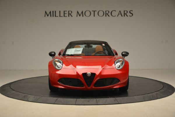 New 2018 Alfa Romeo 4C Spider for sale Sold at Pagani of Greenwich in Greenwich CT 06830 18