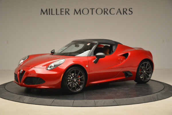 New 2018 Alfa Romeo 4C Spider for sale Sold at Pagani of Greenwich in Greenwich CT 06830 4