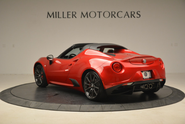 New 2018 Alfa Romeo 4C Spider for sale Sold at Pagani of Greenwich in Greenwich CT 06830 8