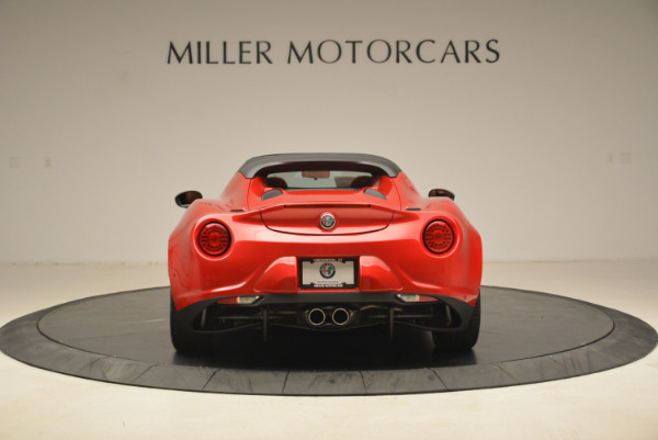 New 2018 Alfa Romeo 4C Spider for sale Sold at Pagani of Greenwich in Greenwich CT 06830 9
