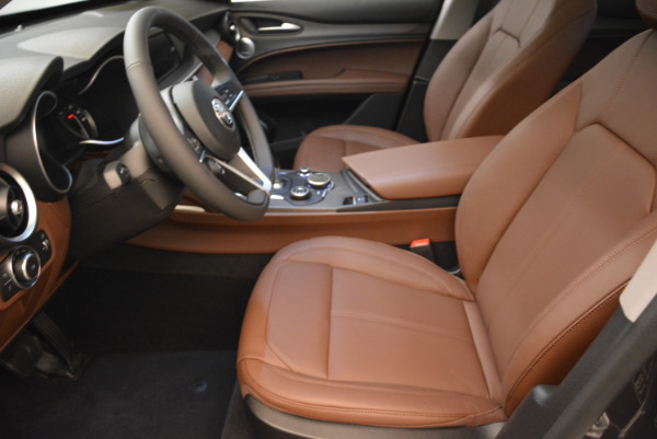 New 2018 Alfa Romeo Stelvio Ti Q4 for sale Sold at Pagani of Greenwich in Greenwich CT 06830 14