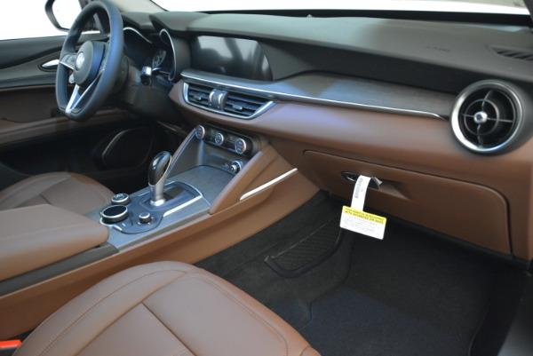 New 2018 Alfa Romeo Stelvio Ti Q4 for sale Sold at Pagani of Greenwich in Greenwich CT 06830 19