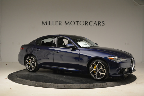 New 2018 Alfa Romeo Giulia Ti Sport Q4 for sale Sold at Pagani of Greenwich in Greenwich CT 06830 10