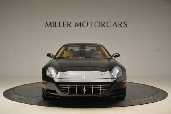 Used 2008 Ferrari 612 Scaglietti OTO for sale Sold at Pagani of Greenwich in Greenwich CT 06830 12