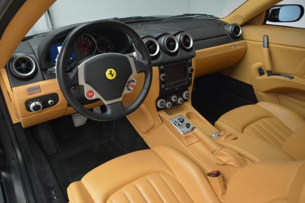 Used 2008 Ferrari 612 Scaglietti OTO for sale Sold at Pagani of Greenwich in Greenwich CT 06830 13