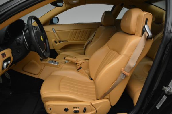 Used 2008 Ferrari 612 Scaglietti OTO for sale Sold at Pagani of Greenwich in Greenwich CT 06830 14