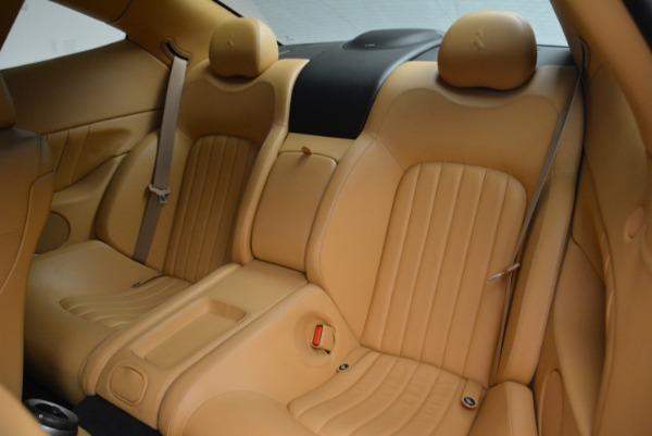 Used 2008 Ferrari 612 Scaglietti OTO for sale Sold at Pagani of Greenwich in Greenwich CT 06830 17