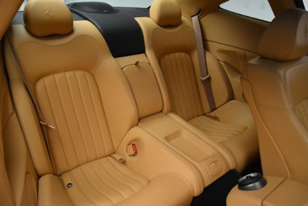 Used 2008 Ferrari 612 Scaglietti OTO for sale Sold at Pagani of Greenwich in Greenwich CT 06830 21