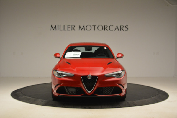 New 2018 Alfa Romeo Giulia Quadrifoglio for sale Sold at Pagani of Greenwich in Greenwich CT 06830 12