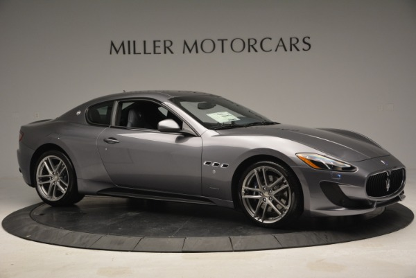 Used 2016 Maserati GranTurismo Sport for sale Sold at Pagani of Greenwich in Greenwich CT 06830 11