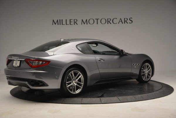 Used 2016 Maserati GranTurismo Sport for sale Sold at Pagani of Greenwich in Greenwich CT 06830 9