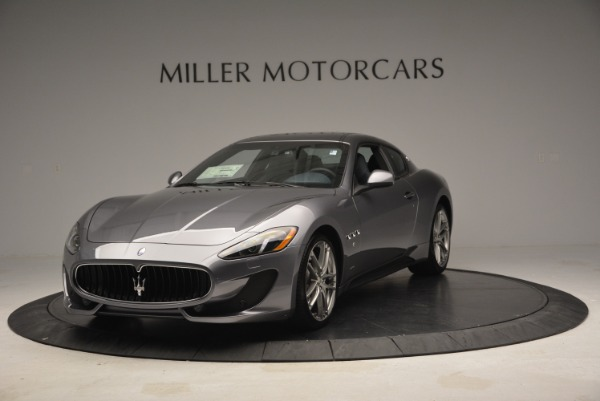 Used 2016 Maserati GranTurismo Sport for sale Sold at Pagani of Greenwich in Greenwich CT 06830 1