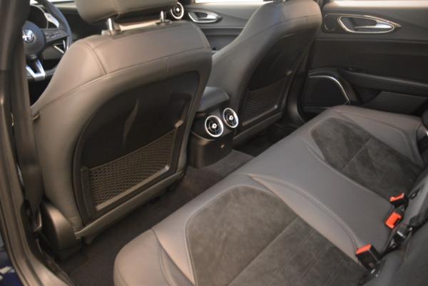 New 2018 Alfa Romeo Giulia Quadrifoglio for sale Sold at Pagani of Greenwich in Greenwich CT 06830 16