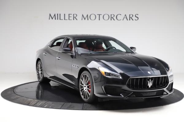 Used 2018 Maserati Quattroporte S Q4 GranSport for sale $67,900 at Pagani of Greenwich in Greenwich CT 06830 11