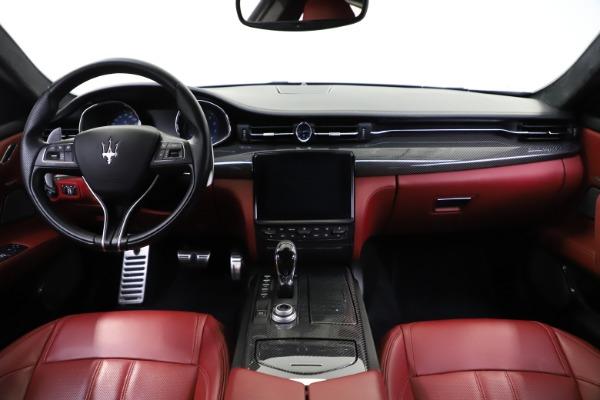 Used 2018 Maserati Quattroporte S Q4 GranSport for sale $67,900 at Pagani of Greenwich in Greenwich CT 06830 16